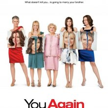 locandina americana di You Again