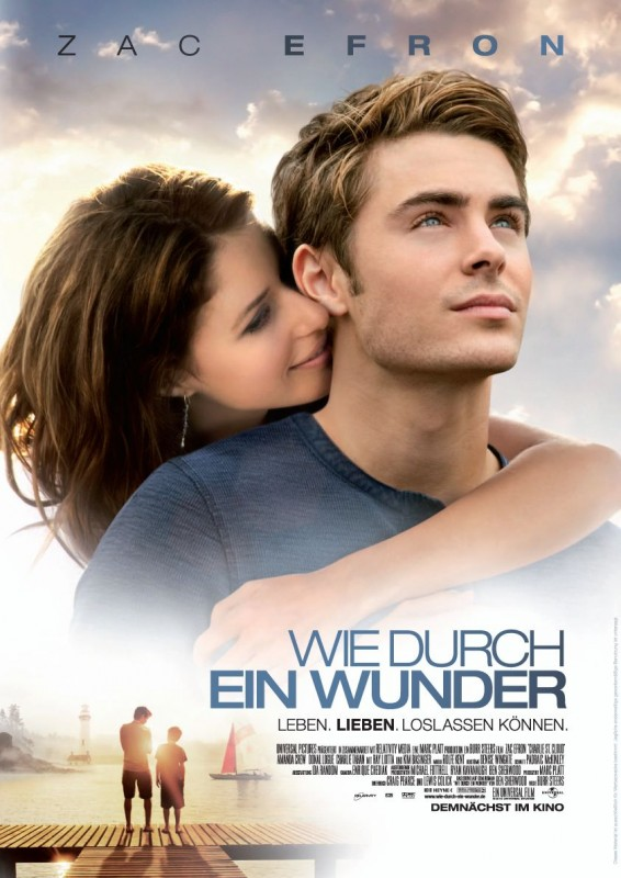 Poster Tedesco Di Charlie St Cloud 171369