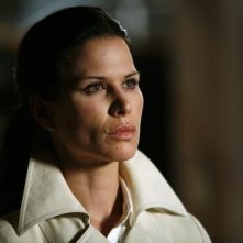 Rhona Mitra nell'episodio Dog Eat Dog di The Gates