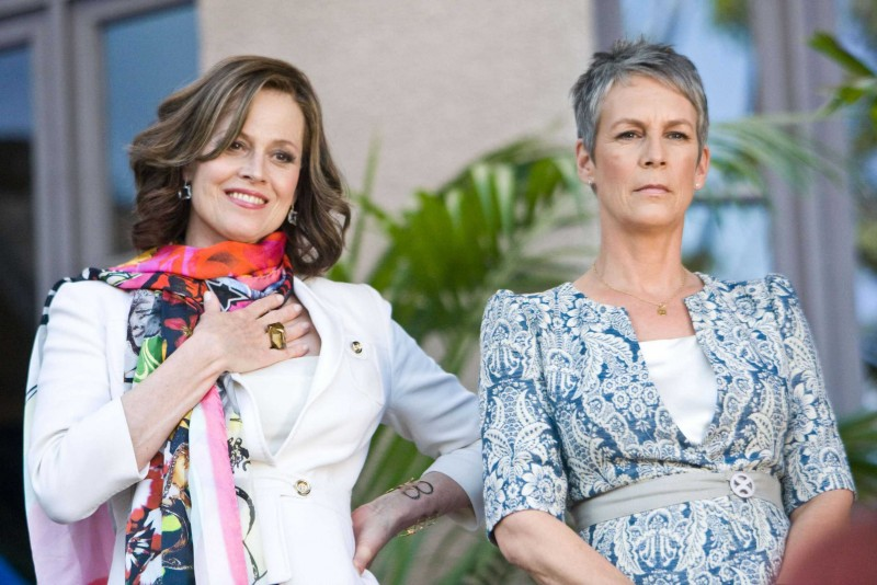 Sigourney Weaver E Jamie Lee Curtis In You Again 171385