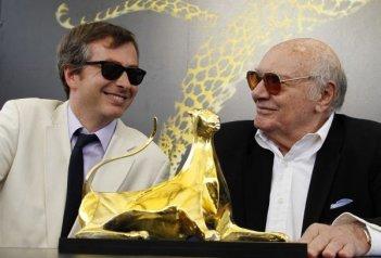Francesco Rosi e Olivier Pere