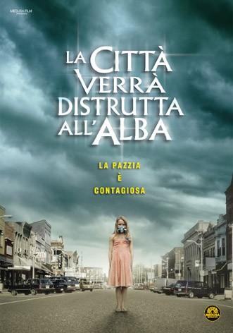 La Copertina Di La Citta Verra Distrutta All Alba Dvd 171454