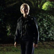 Lo Sceriffo Forbes (Marguerite MacIntyre) in una scena dell'episodio Punto di svolta di Vampire Diaries