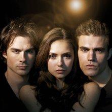 Una prima foto promozionale per la seconda stagione di The Vampire Diaries
