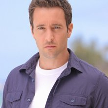 Alex O'Loughlin in una foto promozionale di Hawaii Five-0