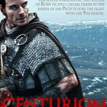 Character poster per Centurion - Michael Fassbender