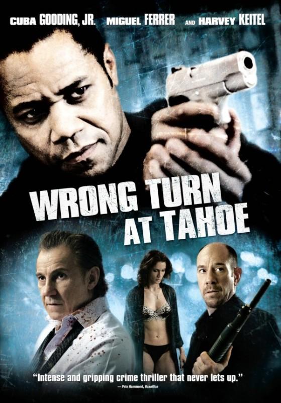 La Locandina Di Wrong Turn At Tahoe Ingranaggio Mortale 171587