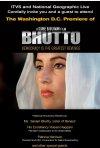 Locandina promozionale di Bhutto