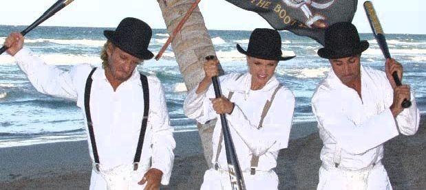 Una Scena Del Film Caribbean Basterds 171566