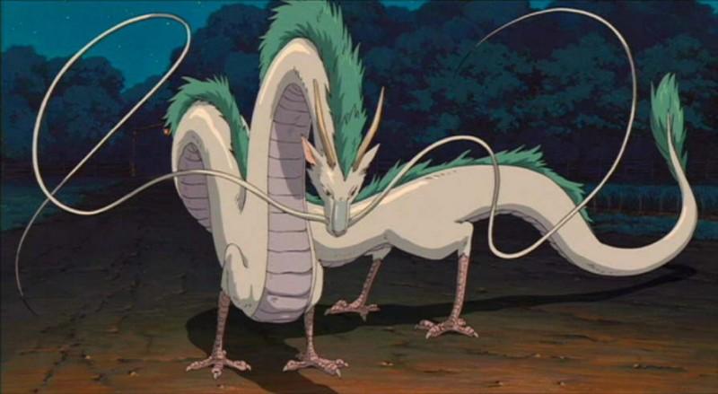 Una Scena Del Film D Animazione La Citta Incantata Spirited Away 2001 171608