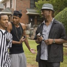 Bow Wow, Charlie Murphy e Brandon T. Jackson nel film Lottery Ticket (2010)