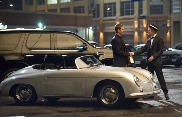 Hayden Christensen E Paul Walker Nel Film Takers 171730