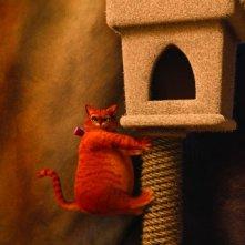 Il Gatto con gli Stivali nel film Shrek e vissero felici e contenti