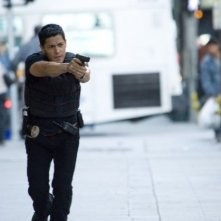 Jay Hernandez nel film Takers