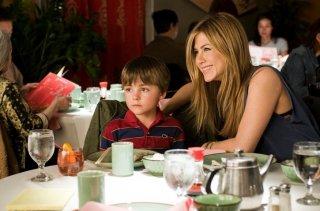 Jennifer Aniston nella commedia Due cuori e una provetta