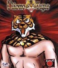 La locandina di L'uomo tigre