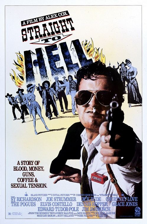 La Locandina Di Straight To Hell Dritti All Inferno 171650