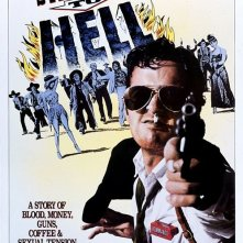 La locandina di Straight to Hell - Dritti all'inferno