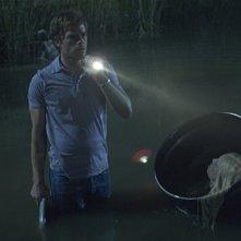 Michael C. Hall nella premiere della stagione 5 di Dexter