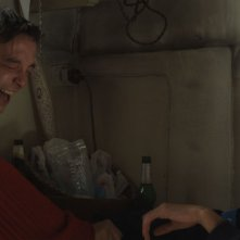 Pietro Casella e Francesco Lattarulo in un'immagine del film Pietro