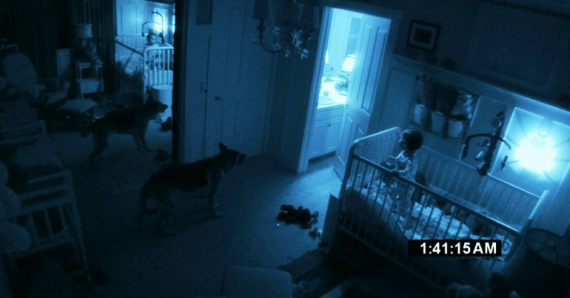 Una prima immagine per Paranormal Activity 2