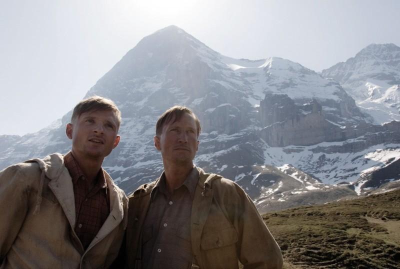 Benno Furmann E Florian Lukas In Una Scena Del Film North Face Una Storia Vera 171777
