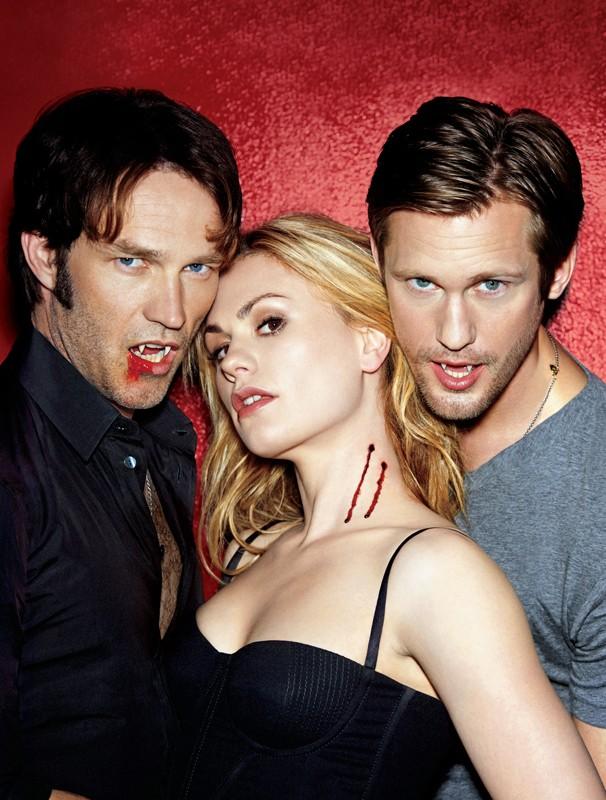 Il Trio Protagonista Della Stagione 3 Di True Blood 171853