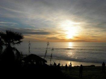 Un suggestivo scenario esotico del film La Polinesia è sotto casa
