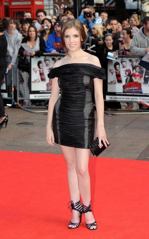 Anna Kendrick Alla Premiere Londinese Del Film Scott Pilgrim Vs The World Il 18 Agosto 2010 171955