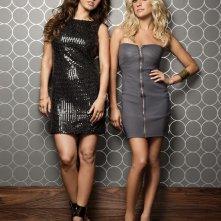 Audrina Patridge e Kristin Cavallari in un'immagine promo della sesta stagione di The Hills