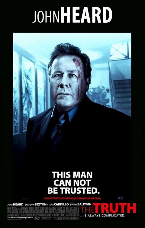 Character Poster Per Il Film The Truth John Heard 171903