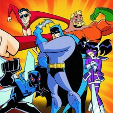 La locandina di Batman: The Brave And The Bold