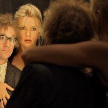 Natasha (Veronica Ferres) e Alfi (Markus Hering), protagonisti del film Das Leben ist zu lang