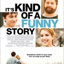 Nuovo poster per il film It's Kind of a Funny Story