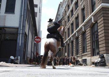 The Walking Dead: una nuova immagine dalla serie