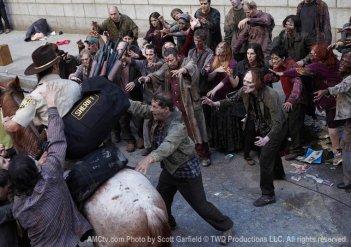 The Walking Dead: Una nuova immagine dalla serie AMC