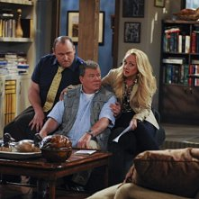 Will Sasso, William Shatner e Nicole Sullivan nella serie $#*! My Dad Says