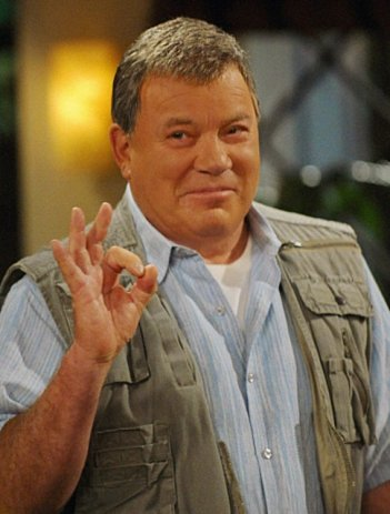 William Shatner nella serie $#*! My Dad Says