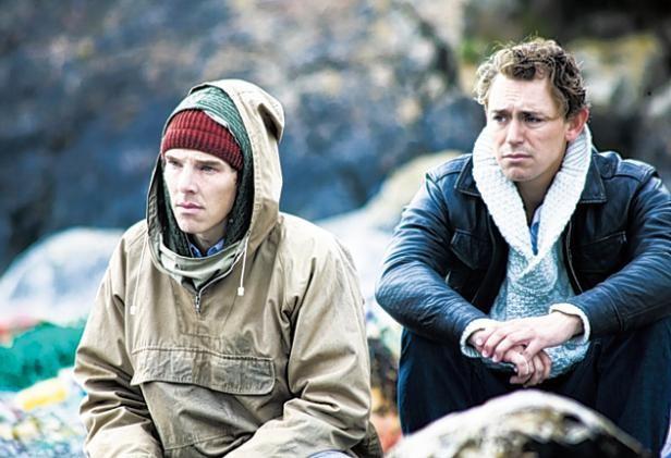 Benedict Cumberbatch E Jj Feild Nel Film Third Star 172084