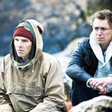 Benedict Cumberbatch e JJ Feild nel film Third Star