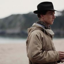 Benedict Cumberbatch in un'immagine del film Third Star