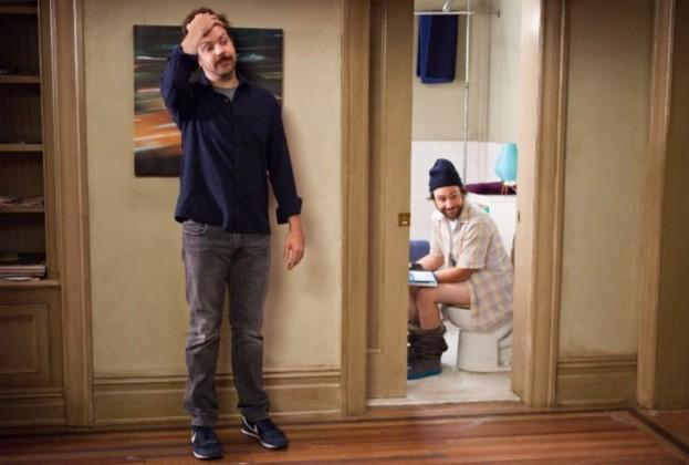 Charlie Day E Jason Sudeikis In Una Scena Divertente Di Amore A Mille Miglia 172175