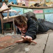 Daniel Radcliffe nei panni di Harry Potter nel film I Doni della Morte - parte 1