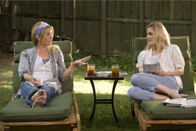 Drew Barrymore E Christina Applegate Nella Commedia Amore A Mille Miglia 172179