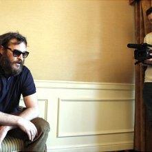 Joaquin Phoenix e Casey Affleck filmano 'I'm Still Here'