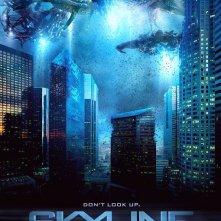 La locandina di Skyline