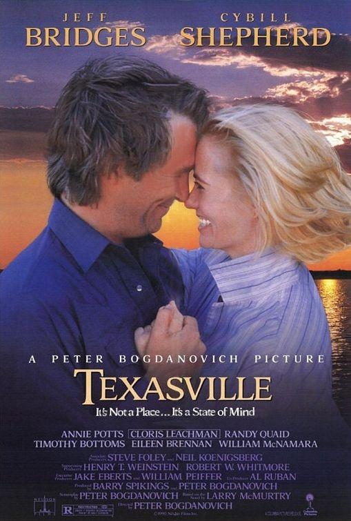 La Locandina Di Texasville 172190