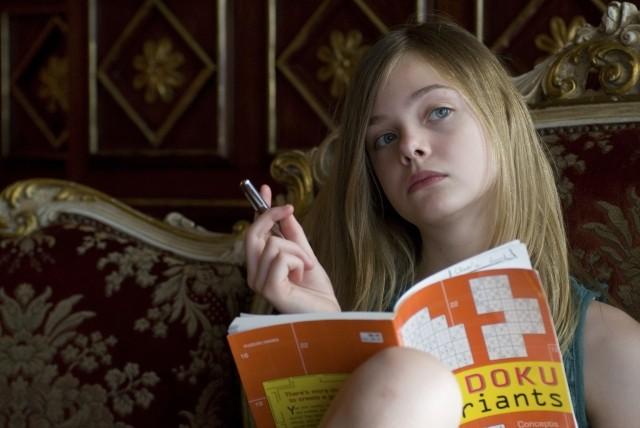 La Piccola Elle Fanning Nel Film Somewhere 172126