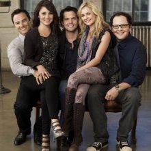 Life UneXpected: Una foto promozionale del cast della stagione 2