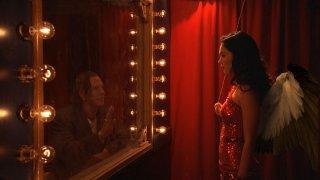 Mickey Rourke e Megan Fox in una prima immagine del film Passion Play